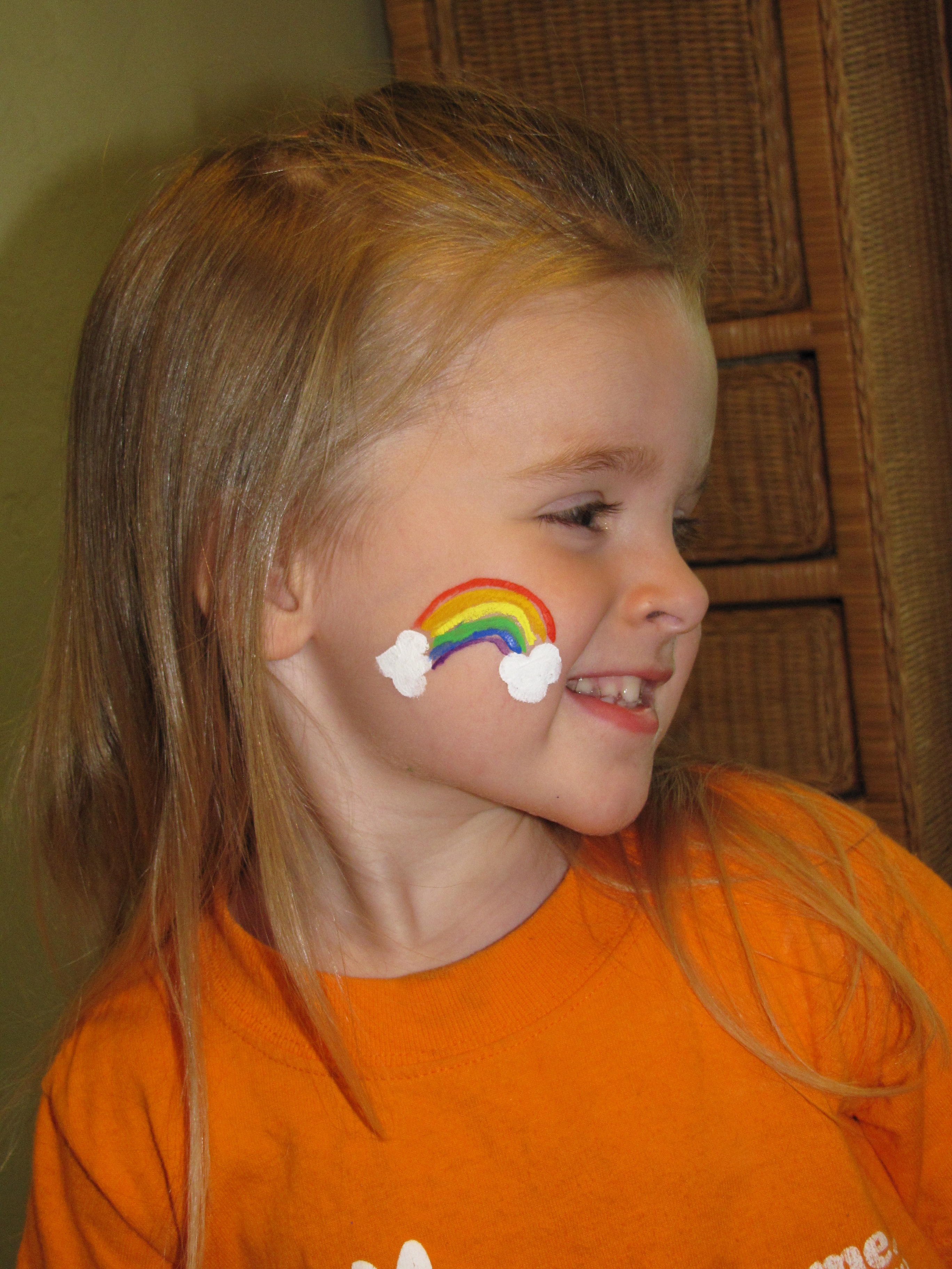 toddler tuesday face painting the abundant wife. Black Bedroom Furniture Sets. Home Design Ideas