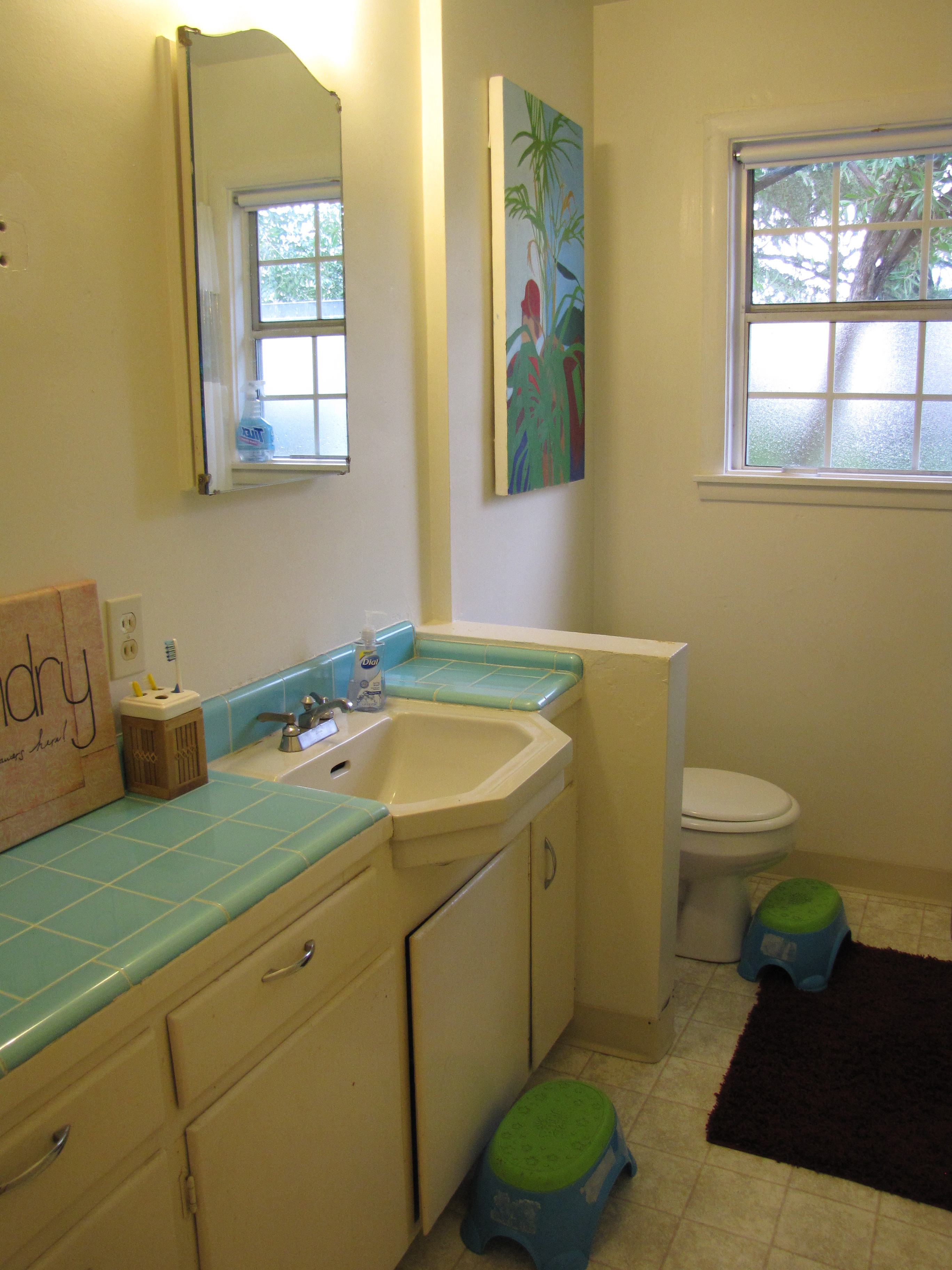 Inexpensive Ways Ive Updated Our Bathroom The Abundant Wife - Cheap ways to update bathroom