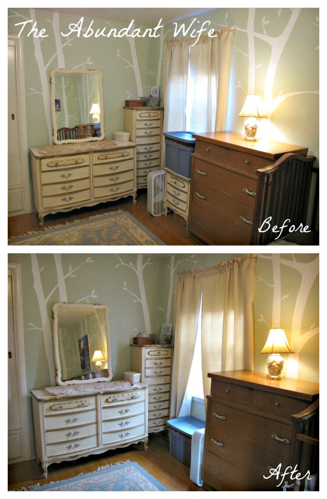3 Kids in a Bedroom: Before & After New Bunk Beds 5